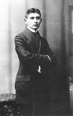 Franz Kafka, 1906